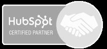 hubspot partner logo