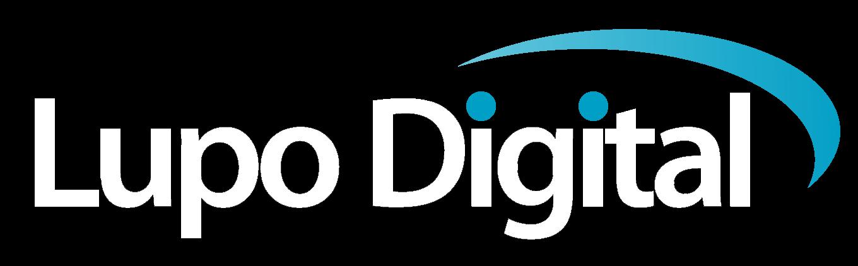 Lupo Digital   Logo White